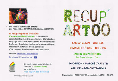 créateur Orléans exposition boutique artisan