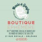 boutique créateurs orléans moule à gaufre artisanat
